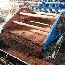 砂石洗沙机设备筛洗现场 石英砂洗砂生产线如何配置