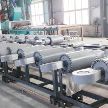 路泽钢结构建筑桥梁粘滞阻尼器、剪切型阻尼器生产厂家
