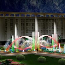 喷泉设计施工,喷泉施工单位