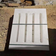 边沟盖板塑料模具边沟盖板模具 电缆槽沟盖板塑料模具