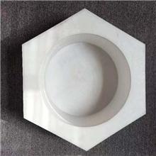 预制空心六角护坡模具 高速六角护坡模具  混凝土六棱块模具
