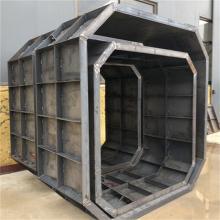 圆形化粪池钢模具-化粪池模具-客户利用率高