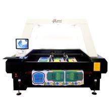 运动服裁剪机汉马激光送料激光切割机 视觉定位切割机