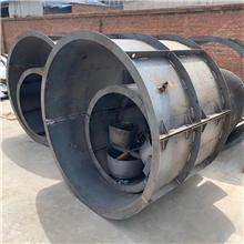 收口式检查井钢模具 水泥检查井钢模具 圆形检查井钢模具