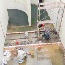 地下车库位伸缩缝渗漏水堵漏维修