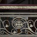 家昆明铜楼梯扶手特点之铜扶手如何制作_为你呈现的款式