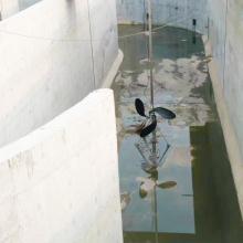 污水处理池裂缝漏水高压注浆补漏