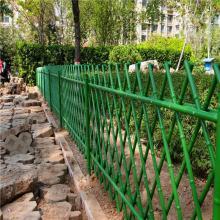 仿竹篱笆围栏 景区仿竹护栏园林防护围栏隔档可定制量大从优
