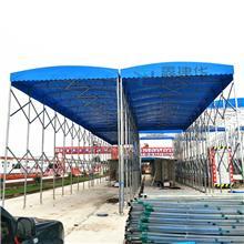 上海金山区 推拉伸缩折叠雨棚 遮阳雨棚停车棚仓储雨棚