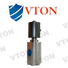 口径DN500进口蒸汽不锈钢法兰电磁阀