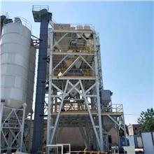 干粉(混)砂浆搅拌站,石膏砂浆生产设备,非标定制,环保高效