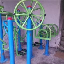 园林健身器材休闲桌椅垃圾桶可定制生产