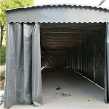 佛山丽水活动推拉雨棚活动推拉遮阳棚 高品质工程