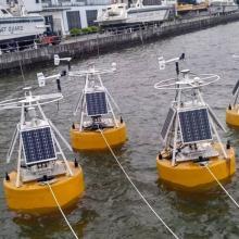 海洋气象实时在线水质监测浮标系统