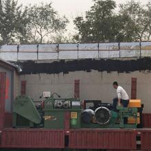 诺科穿墙螺杆丝杠机建材生产加工 螺丝机厂家