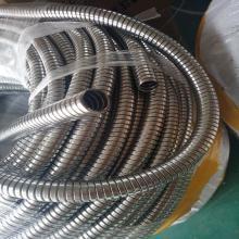武夷山双扣不锈钢软管供应 Φ20双勾蛇形管现货