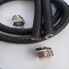 山西包塑金属软管出售 Φ20柔性金属护线管现货