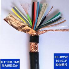 系统电缆ZR-RVVP-0.6-2*1.5mm2
