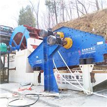 砂石洗砂机械厂家 矿山洗砂生产线泥沙清洗分离-隆中洗沙机厂家