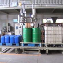 上海广志200升灌装机 50加仑防暴罐装机