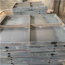 AB型挡墙钢模板_高铁防撞墙模具_AB挡渣块模板_路泽制造