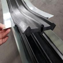 复合式钢边橡胶止水带施工工序