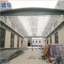 金水区钢结构电动推拉雨棚伸缩活动雨棚