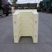 水泥流水槽塑料模具- 河渠流水槽模具-制作步骤和特点