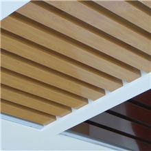 豪亚铝方通规格尺寸 木纹铝方通价格