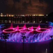 大型喷泉设备厂家,大型音乐喷泉