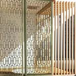 东平室内铜屏风图案 被它玩转了新中式纯铜隔断屏风
