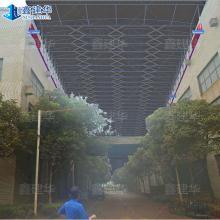 禅城区电动伸缩遮雨棚 户外电动雨棚 多家大型企业案例可参考
