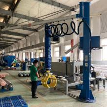 纺织行业布卷、纸箱搬运、气管吸吊机码垛