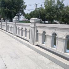 桥梁石栏杆图片样式-桥梁石栏杆雕刻制作
