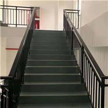 供应江都热镀锌楼梯扶手出厂定制  这款实用不贵