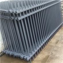 张家港小区围墙护栏 张家港静电喷涂围墙护栏定制安装