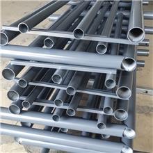 江都锌钢组装式楼梯扶手厂家定制一价全含