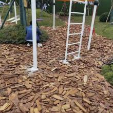 树皮覆盖物