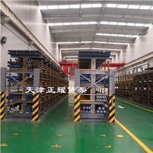 型材货架使用后车间宽敞整齐清晰存储环境好了存储量高了