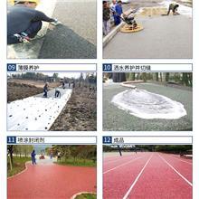 广东包工包料彩色高散热透水混凝土地坪 增强剂保护剂厂家供应