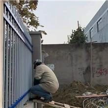 淮南锌钢组装式阳台护栏厂家定制