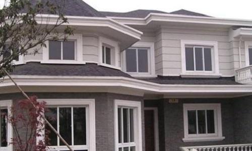 外墙瓷砖装修效果图   相关链接:三层房子外墙颜色如何搭配 2018年