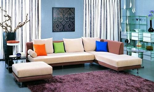 但家居装修时往往并不会单独做墙面装修,会伴随着进行家具,地面装潢.