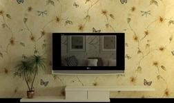 杭州赞恩墙纸墙布软包壁画,为墙壁打造美艳礼服