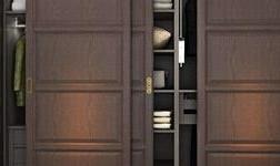 定制衣柜衣物存放区尺寸一般是多少?
