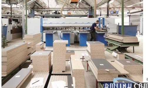 德立菲浴室家具制造中心Schenkenzell尖端科技融汇传统工艺