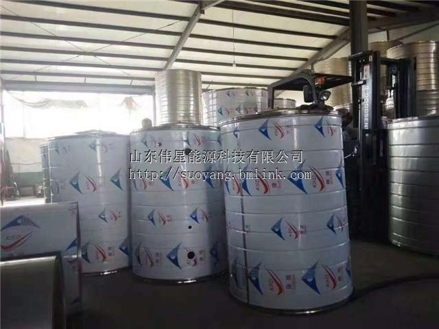 济南不锈钢水箱