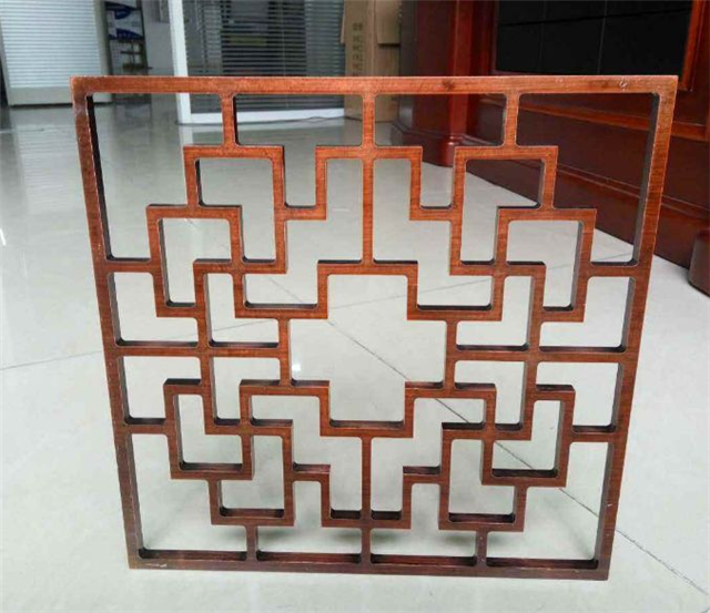 厂家直销碧桂园别墅改造专用铝窗花_德普龙铝窗花厂家 质量保证