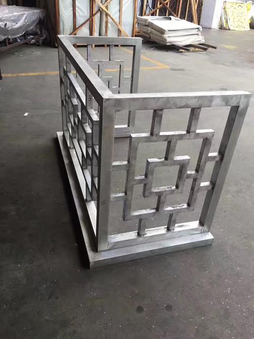 港式铝窗花/铝合金窗花/仿古铝窗花定做批发