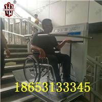 石家庄斜挂式无障碍升降平台轮椅升降机厂家